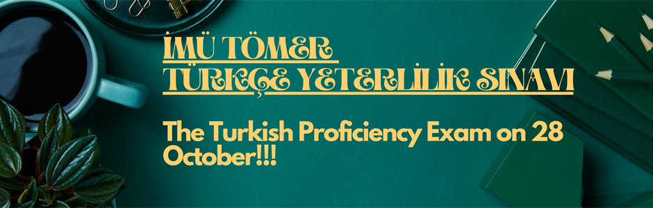 The Turkish Proficiency Exams on October 2020 / Ekim Ayı Türkçe Yeterlilik Sınavları